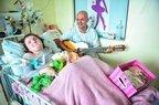 Giane é tetraplégica e luta pela vida incansavelmente, como poucos na história (Agencia RBS/Rodrigo Philipps)