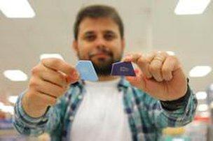 Vicente Goetten, da Totvs: sensores para ajudar as vendas (divulgação/Totvs)