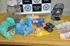 Foram apreendidos drogas, munições, celulares e dinheiro (Especial/Arami Fumaco)