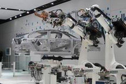 Na Alemanha, empresas investiram o equivalente a R$ 131 bi nas fábricas inteligentes em quatro anos (Zero Hora/Joana Colussi)