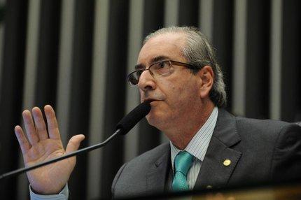 Se a escolha tivesse sido pela lista partidária, talvez o financiamento público tivesse vencido, declarou Cunha (Agência Brasil/Fabio Rodrigues Pozzebom)
