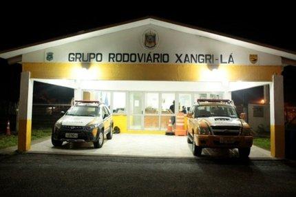 Entre as unidades afetadas, está a unidade de Xangri-lá, no Litoral Norte (foto) (Divulgação/Brigada Militar)