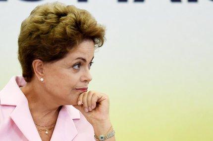 Presidente caiu três posições em ranking (AFP/EVARISTO SA)