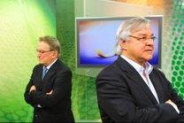 Koff e Odone se enfrentaram em eleição em 2012 (Diego Vara/Agência RBS/Arquivo)