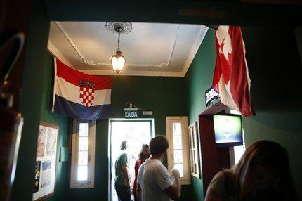 Hostels reuniram estrangeiros durante a Copa do Mundo em Porto Alegre (Agencia RBS/Mauro Vieira)