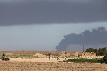 Ataques do EI são motivo de preocupação em Israel (AFP/Ahmad Al-Rubaye)