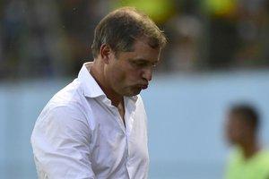 Aguirre não poderá comandar o Inter nas semifinais contra o Tigres-MEX (AFP/RODRIGO BUENDIA)