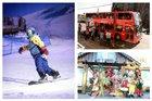 Snowland e Bus Tour distribuirão algumas corterias, e os personagens do espetáculo Korvatunturi se apresentarão duas vezes (Divulgação/Montagem sobre fotos)