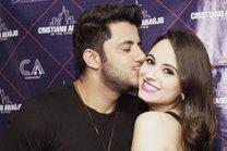 Cristiano e Allana morreram no acidente que aconteceu no último dia 24 (Reprodução/Facebook)