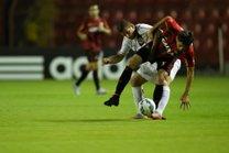 Aguirre utilizou uma vez mais o time reserva nesta quarta e foi goleado pelo Sport (Divulgação/Alexandre Lops)