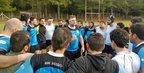 Universitário conquistou sua sétima vitória em sete jogos (Divulgação/Universitário Rugby Santa Maria)