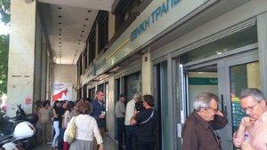 Bancos gregos ficam fechados até quarta-feira (Agencia RBS/Marta Sfredo)