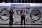 Coreografia Rock Dance Roll, do Maniacs Crew, vencedora da categoria duo sênior de danças urbanas (Divulgação/Diego Redel)