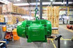 Verticalização: WEG fabrica quase todos os componentes dentro de casa (Agencia RBS/Leo Munhoz)