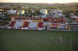 Estádio Presidente Vargas, do Inter-SM, pode ser vendido para grupo de investidores (Agencia RBS/Ronald Mendes)