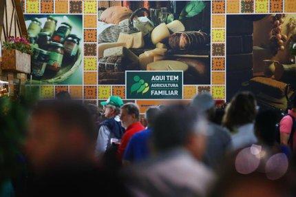 Pavilhão da Agricultura Familiar na Expointer deverá receber o ministro Patrus Ananias, do Desenvolvimento Agrário (Agencia RBS/Carlos Macedo)
