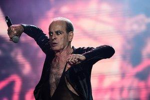 Ney Matogrosso deve tocar o repertório de seu disco mais recente, Atento aos Sinais (AFP/CHRISTOPHE SIMON)