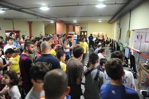 Movimentação intensa na competição que vale um play 4 (Agencia RBS/Salmo Duarte)