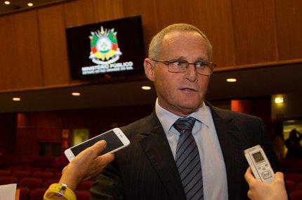 Secretário falou sobre o aumento da violência urbana no país (Divulgação/Sgt Luciano Evangelista/Brigada Militar)