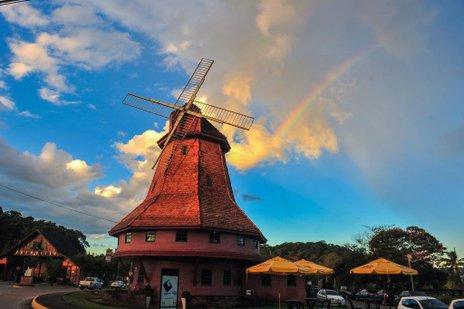 Joinville faz parte do anuário As Melhores Cidades do Brasil (A Notícia/Rodrigo Philipps)