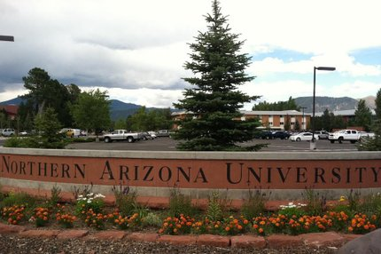 Northern Arizona University (Northern Arizona University/Divulgação)