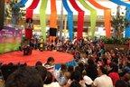 O Circo Mágico, no Continente Park Shopping, em São José, é uma das opções para os pequenos (Divulgação/Continente Shopping)