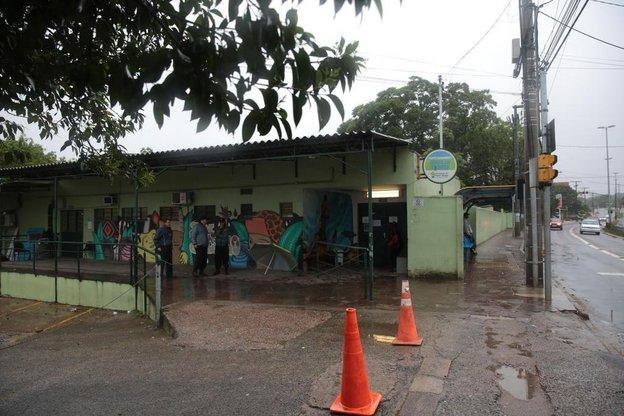 Pronto Atendimento da Lomba do Pinheiro está fechado desde a noite de sexta-feira (Agência RBS/Carlos Macedo)