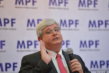 O procurador-geral da República, Rodrigo Janot (Agência Brasil/Elza Fiúza)