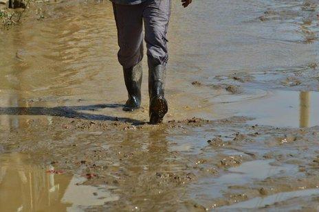 Município sofreu com os reflexos ligados à chuva da última semana (Agencia RBS/Marcos Porto)