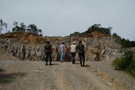 Em novembro passado mais de duas toneladas de explosivos foram apreendidas pelo Exército em pedreiras do RS (Divulgação/Comunicação Social da 3ª Região Militar)