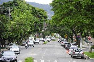 Alameda Rio Branco será transformada em mão única (Agencia RBS/Gilmar de Souza)