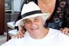 Senador Delcidio do Amaral em foto feita em janeiro de 2014 no Norte da Ilha (Divulgação/Marco Cezar)