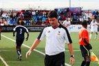 Diogo Giacomini, 36 anos, substitui Levir Culpi nas duas últimas rodadas do Brasileirão (Divulgação/Atlético-MG)