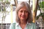 Eleanor ficará em Blumenau até domingo para participar de encontros com alunos do curso de Medicina da Furb (Divulgação/Leticia Felippin)
