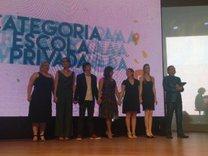 Finalistas do Prêmio RBS de Educação na categoria escola privada (Agência RBS/¿?ngela Chagas/Rádio Gaúcha / Agência RBS)