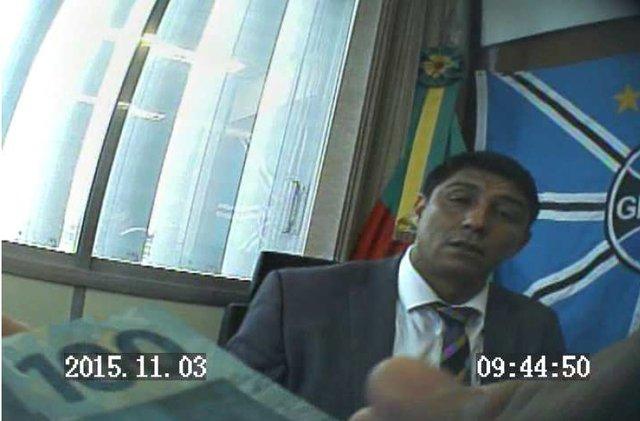 Investigação apurou que deputado teria montado esquema para embolsar recursos do gabinete (Reprodução)