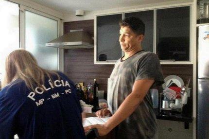 Segundo investigações, o deputado estadual Jardel teria desviado verbas da Assembleia Legislativa (Divulgação/Marjuliê Martini/MP)