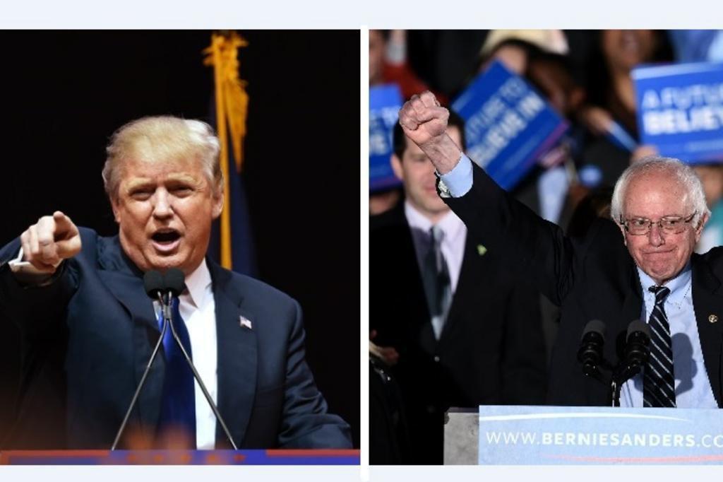 (Montagem sobre fotos de Don Emmert e Jewel Samad/AFP)