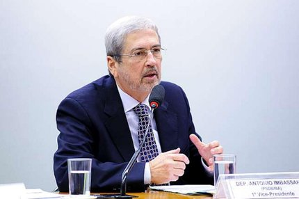 Deputado federal Antonio Imbassahy (PSDB-BA) era cotado para substituir Geddel Vieira Lima no cargo (Câmara dos Deputados/Lucio Bernardo Junior)