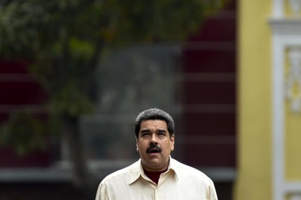 (AFP/JUAN BARRETO)