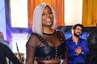 A cantora Ludmilla, 21 anos, foi alvo de comentários racistas na internet (AgNews/AgNews)