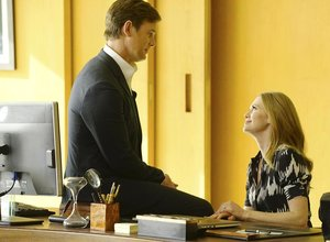 Peter Krause e Mirelle Enos estrelam The Catch (ABC,Divulgação/Richard Cartwright)