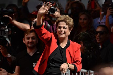(AFP/Nelson Almeida)