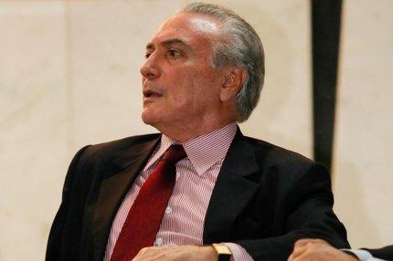 Na segunda-feira, o PSOL protocolou o primeiro pedido contra Temer (Divulgação/Ascom,VPR)