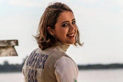 Mariana Däffneré atleta do Esporte Clube Pinheiros, de São Paulo (Divulgação/Espaço A Treinamento)