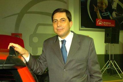 Luiz Carlos Trabuco, presidente do Bradesco. (Agencia RBS/Cynthia Vanzella)