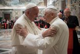 (OSSERVATORE ROMANO/AFP)