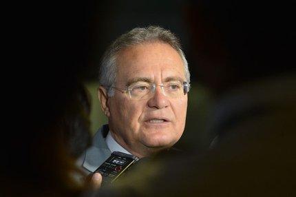 O presidente do Senado, Renan Calheiros (PMDB-AL) (Agência Brasil/Antônio Cruz / Agência Brasil)