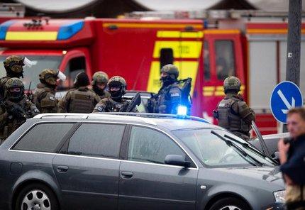 (dpa/AFP/Matthias Balk)