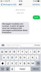 (print smartphone/Rádio Gaúcha)